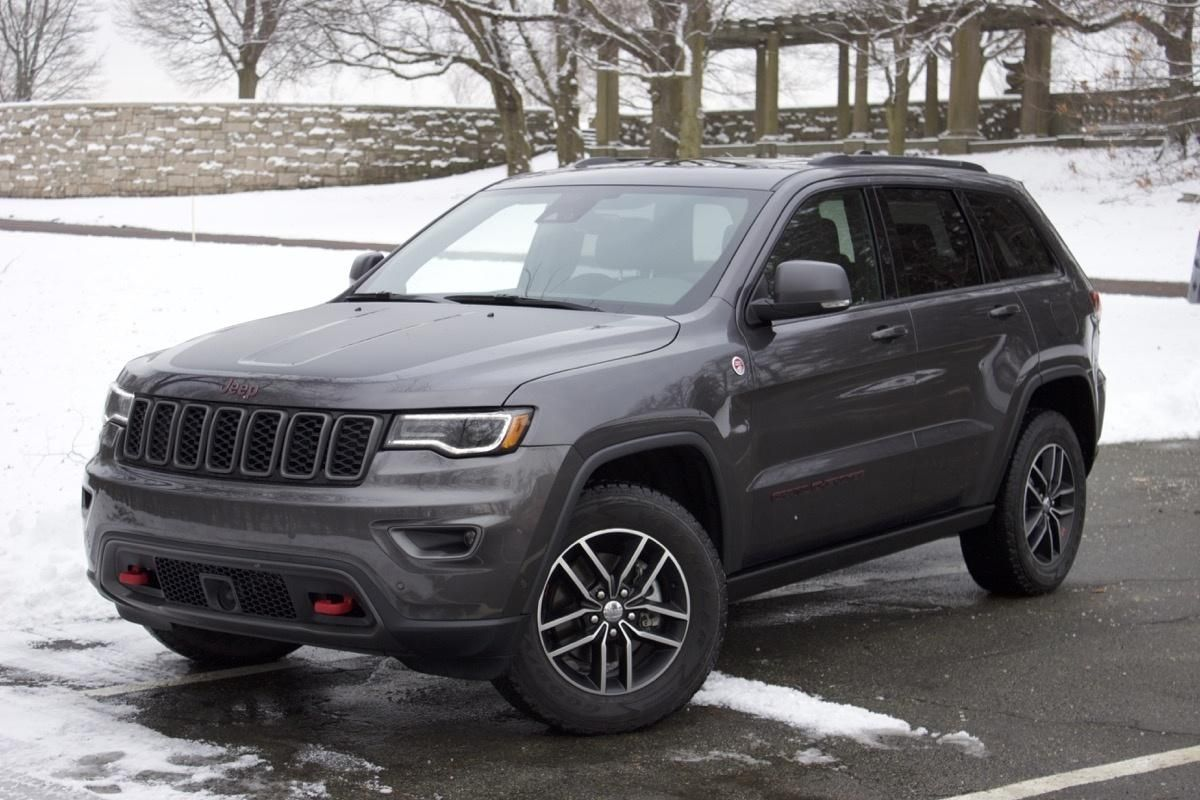2017 Jeep Grand Cherokee Overview Cargurus Throughout 2018