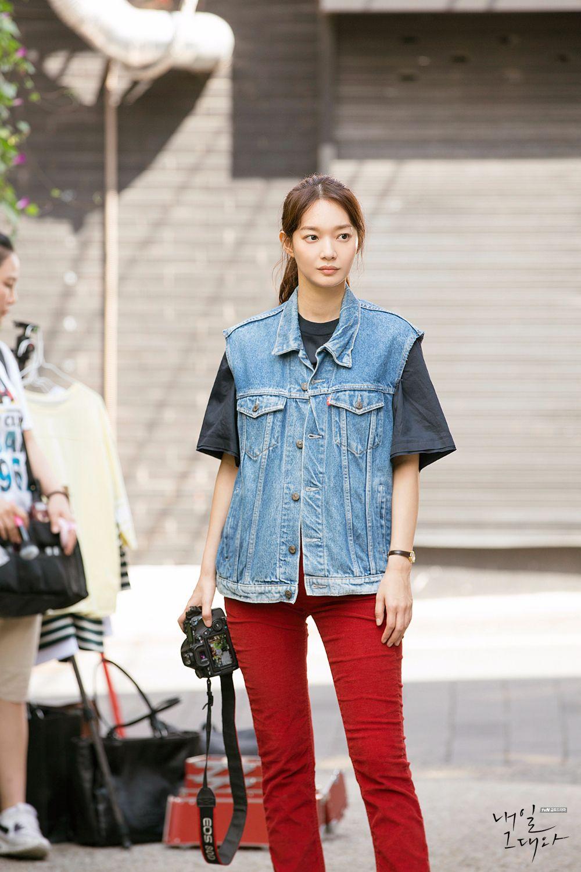 tomorrow with you   한국 style✰   Pinterest   Drama, Korean and Kdrama