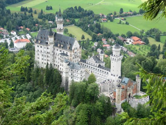 Some of my fondest memories were in Fussen!! Neuschwanstein Castle, Fussen, Germany