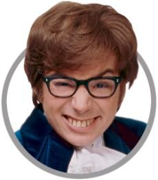 9c3b1ee061 21 Characters Who Disintegrate Without Their Glasses image austin powers