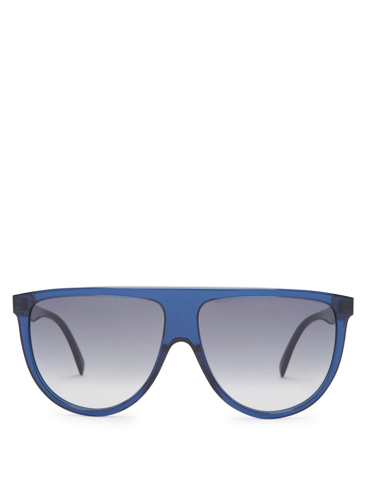 a1747abd71dd Shadow D-frame aviator sunglasses
