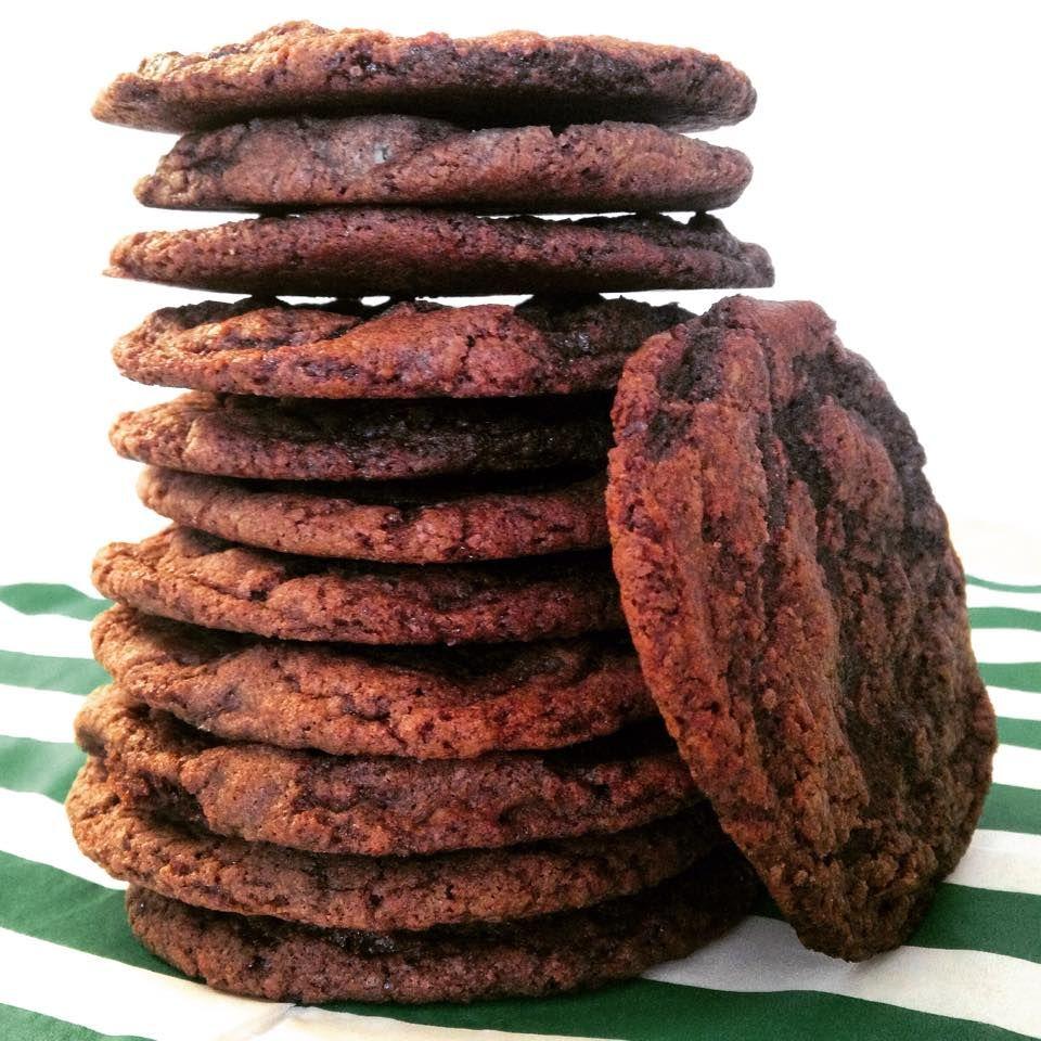 Schokocookies, Biscotti alla cioccolata