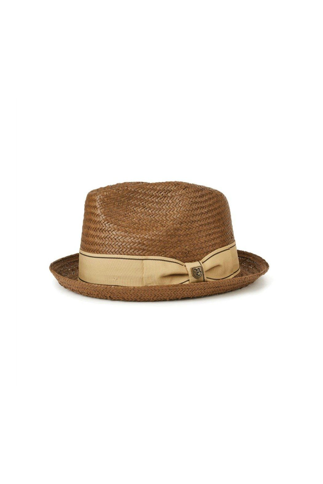 Brixton Castor Fedora in Brown Gold   Hat(tention)   Pinterest ... 99dd83edd4d