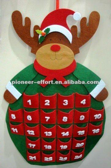 Resultado de imagen para calendario navideo navidad 2016