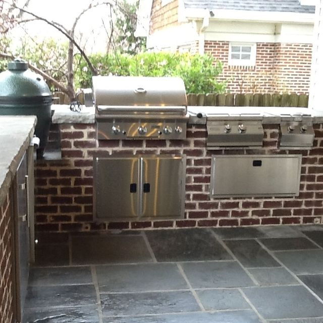 outdoor kitchen, countertops, curb appeal, kitchen design, landscape, lawn care, outdoor living