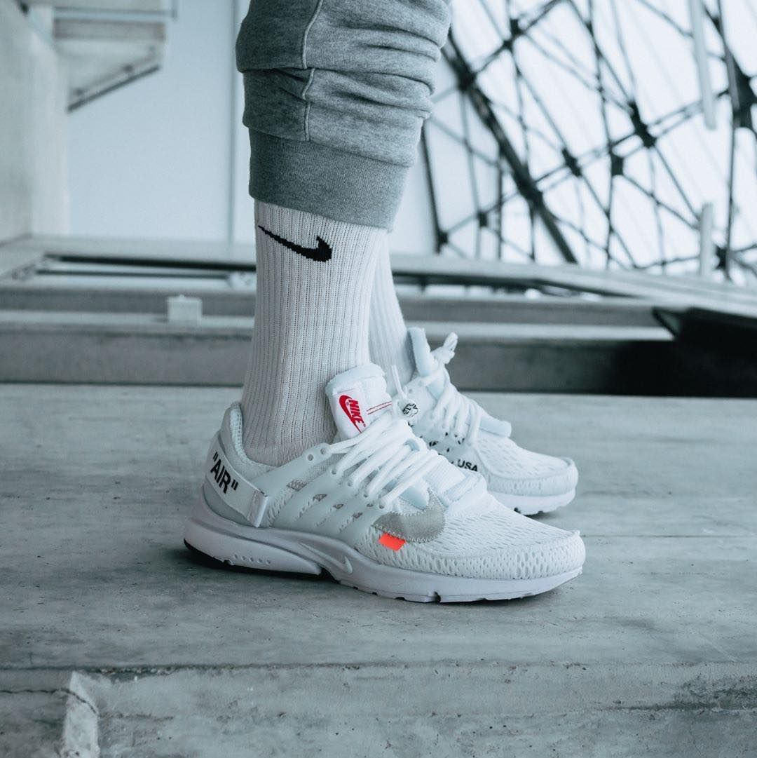 nike x off white homme