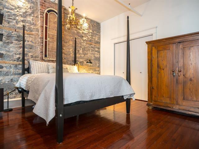 Appartement À Louer Ville-Marie (Centre-Ville, Vieux-Montréal) - Île
