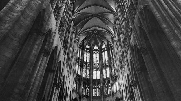 Architecture constructed during the Gothic Period featured pointed ...