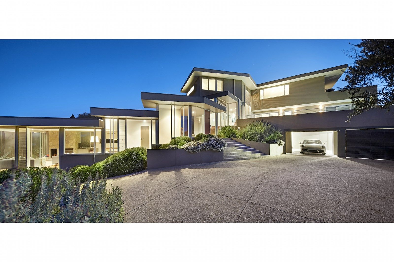 Outstanding 5 Bedroom House For Sale At 44 Knox Road Blairgowrie Vic Home Interior And Landscaping Ponolsignezvosmurscom