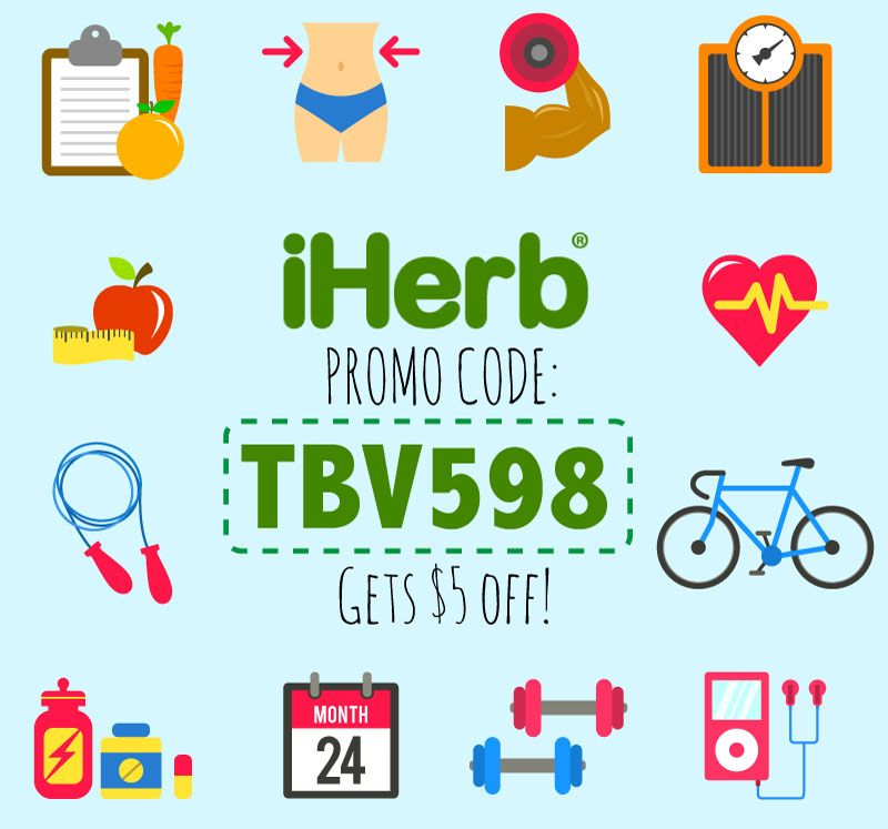 Iherb Coupon Code Use Promo Tbv598 For A 10 Iherb Discount Coding Promo Codes Coupon Codes