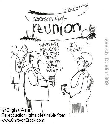 humorous reunion quotes Google Search Class reunion