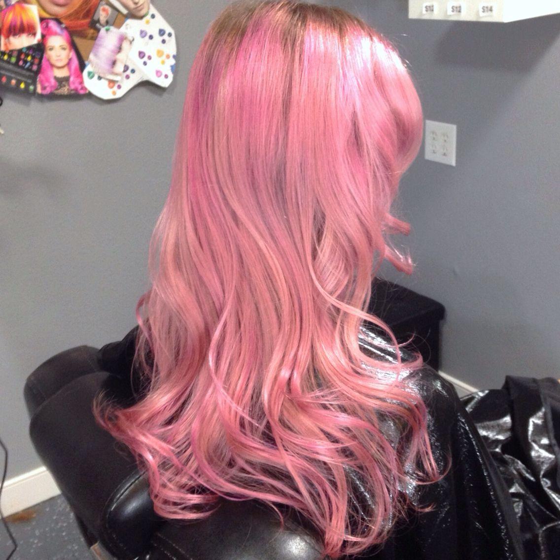 Pravana Pastel Pink Hair