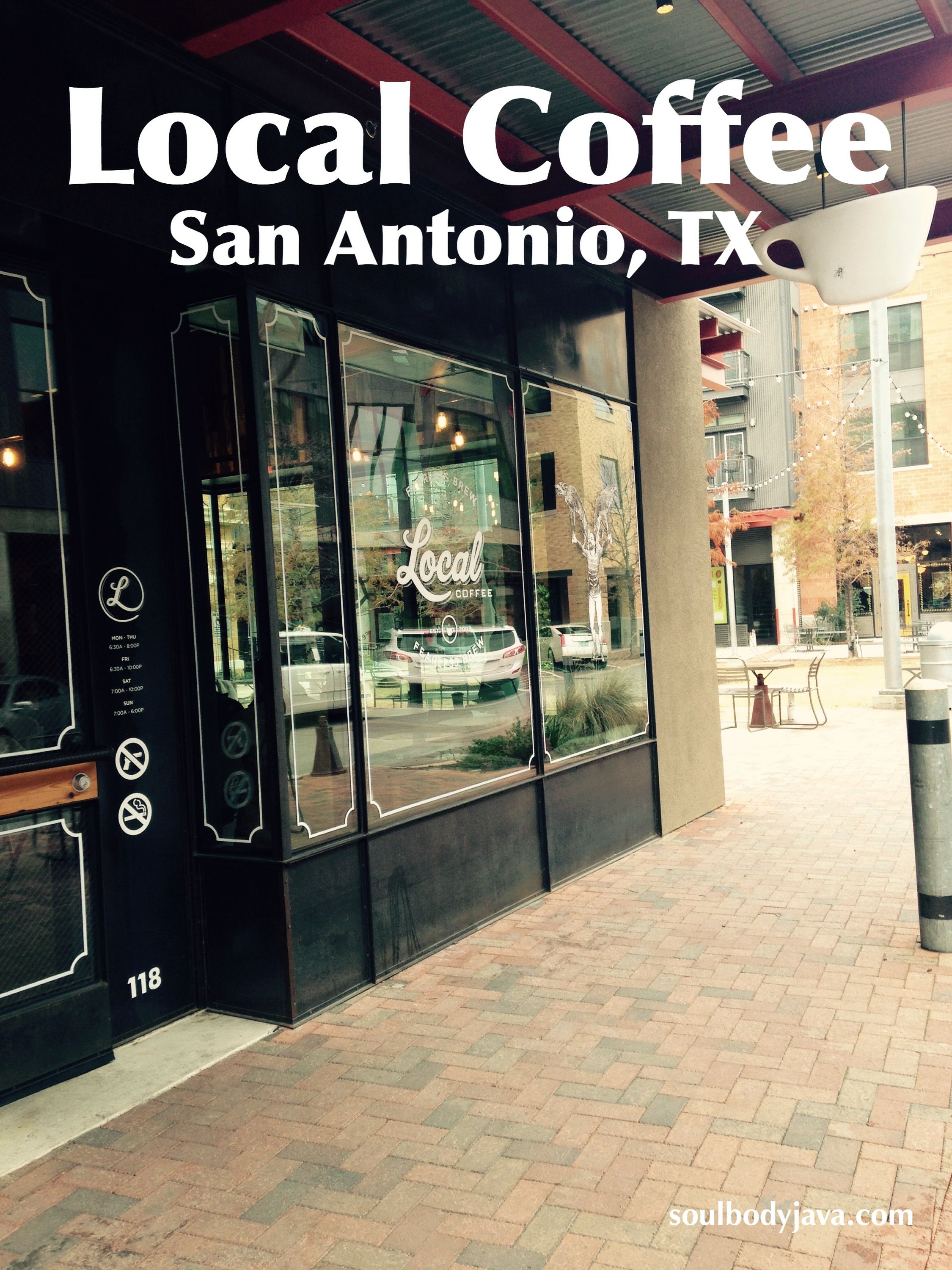 Local Coffee In San Antonio Tx Soulbodyjava Com