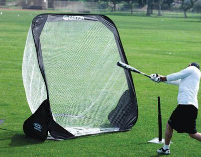 Easton 7 Pop Up Batting Practice Catch Net 9995
