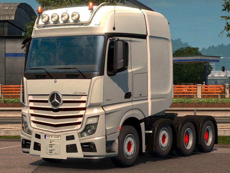 Trucking | MERCEDES BENZ ACTROS | Mercedes benz, Trucks, Benz