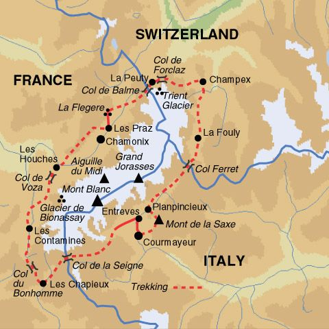 Tour Mont Blanc -- on tap for Summer 2012!!! | TRAVEL ...