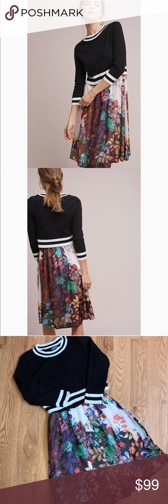 39c79efabee NWOT Maeve Osceola sweater dress Gorgeous