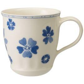 Villeroy Boch Farmhouse Touch Blueflowers Becher Mit Henkel 0 40l 20 Www Villeroy Boch At Tassen Becher Kaffeetassen
