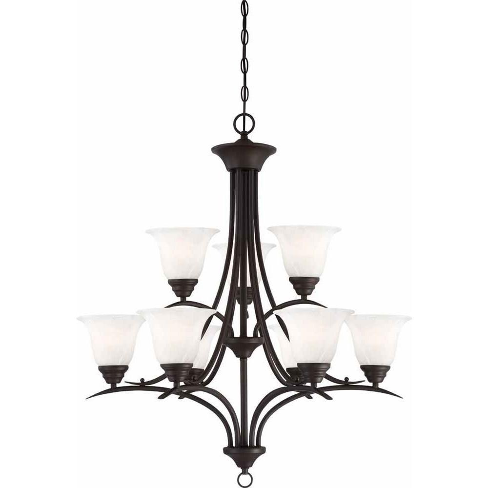 Volume lighting trinidad 9 light antique bronze chandelier products volume lighting trinidad 9 light antique bronze chandelier arubaitofo Choice Image