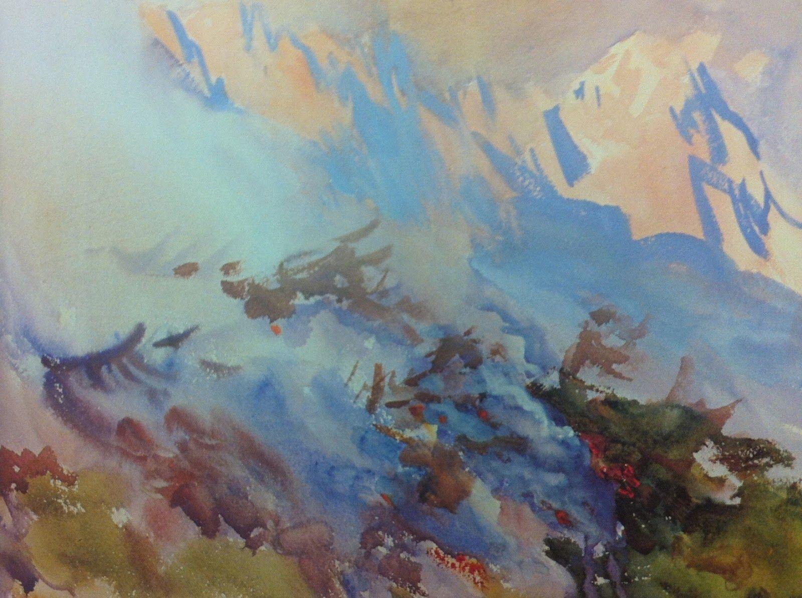Watercolor art history - Art History
