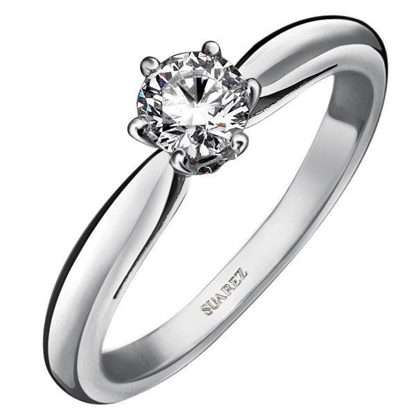 disfruta del precio inferior vívido y de gran estilo cliente primero Nos encanta este anillo @Joyeria Suarez en 2019 | Anillo de ...