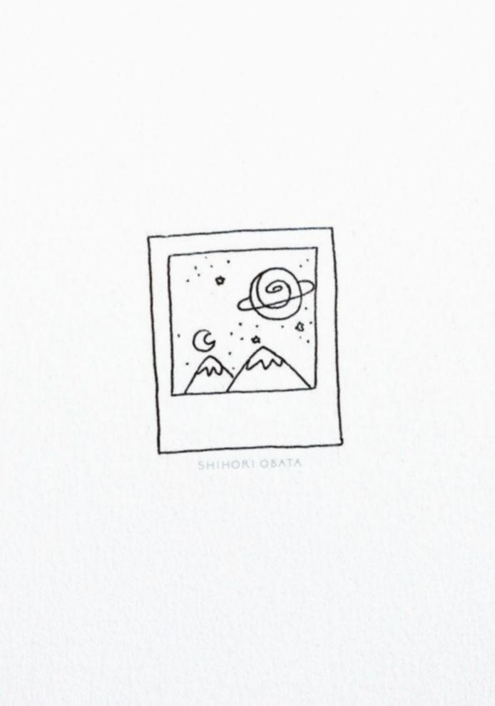 Cute Things To Draw Aesthetic : things, aesthetic, Doodles, Tumblr, Beautiful, Drawings,, Drawings