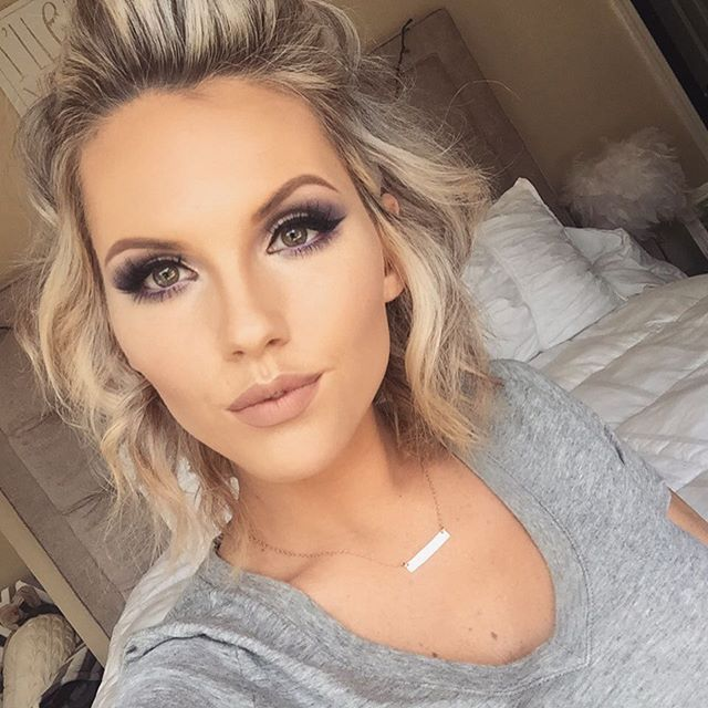 Makeup And Hair Goals Waves On Short For Up