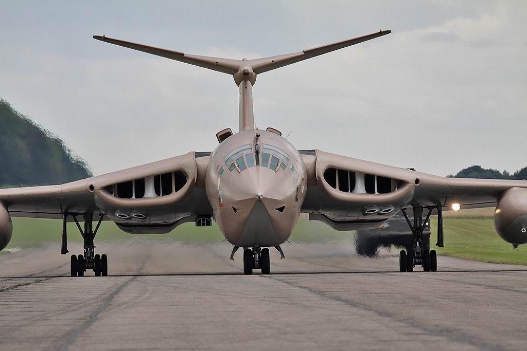 Handley Page Victor Bomber Vvvvv Aircraft Handley Page Victor Reconnaissance Aircraft