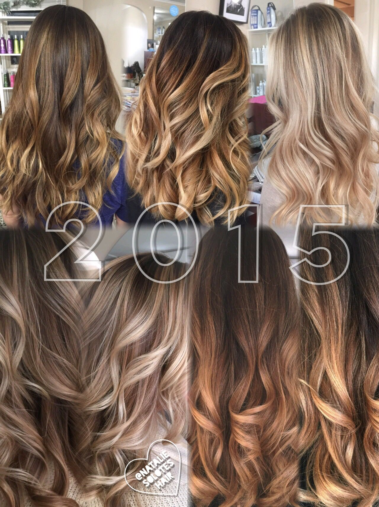 Hair Color Goals Lived In Haircolor And Haircut Balayage Examples