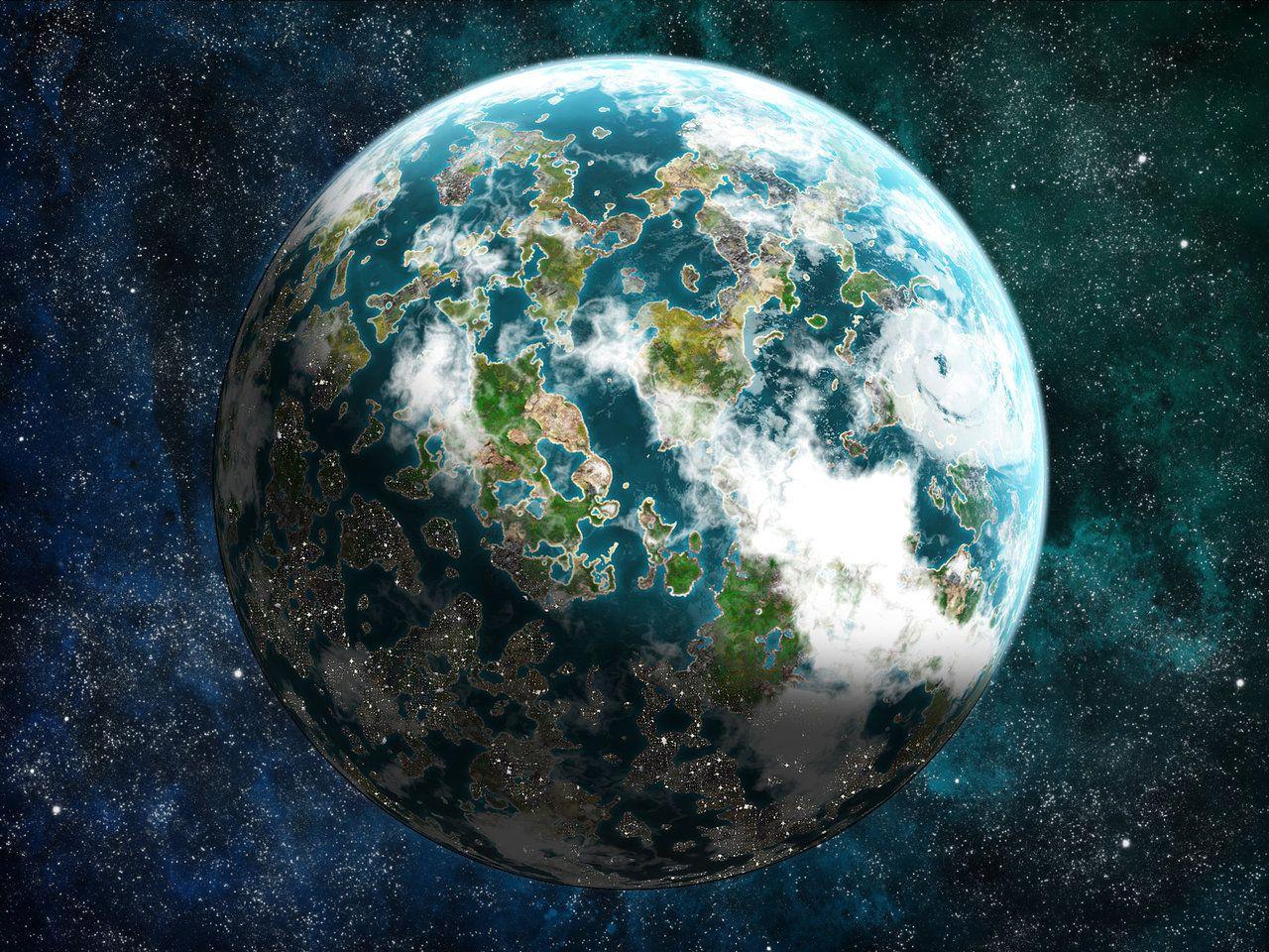 earth like planet found video - HD1280×960