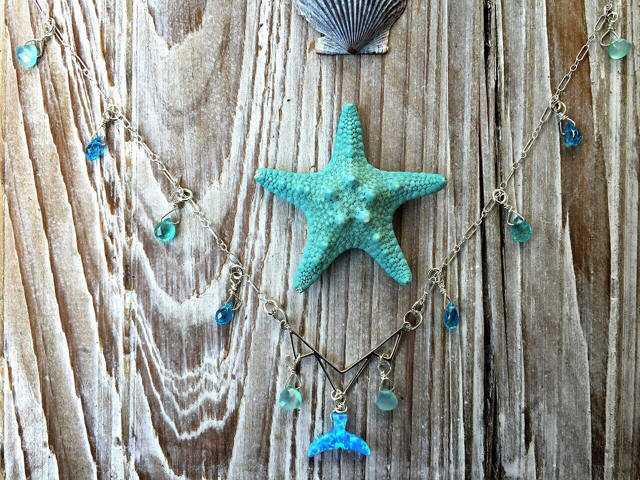 A personal favorite from my Etsy shop https://www.etsy.com/listing/244706015/opla-mermaids-tail-and-sea-spray