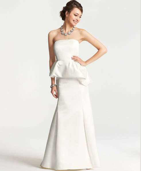 Ann Taylor Wedding Dresses.Ann Taylor Collection Perfect For Second Wedding Dresses Vow