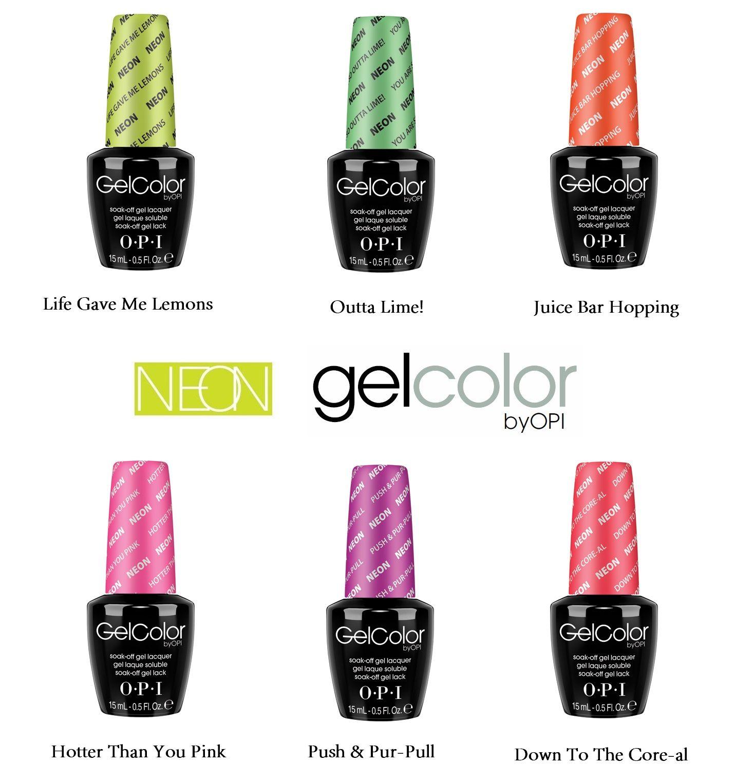 Why Does Neon Nail Polish Chip: Hot New Gel Nail Polish Collections