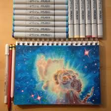 Image Result For Drawings Tumblr Art Copic Marker Art Copic Art
