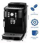 Delonghi super-automatic espresso coffee machine ECAM 21.117.B #SmallKitchenAppliances #automaticespressomachine