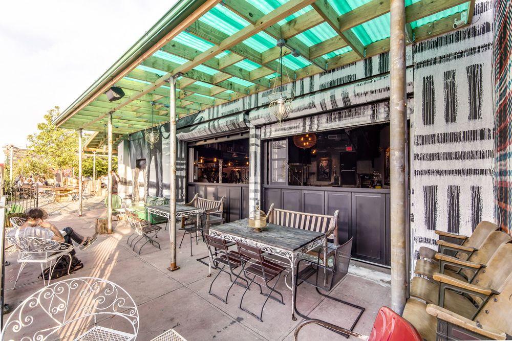 Forrest Point Pub, Bushwick, BK The lush