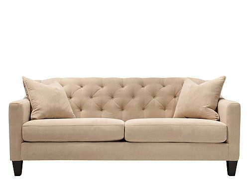 Grotto Couch   Raymour U0026 Flannigan   Nice Lines U0026 Color