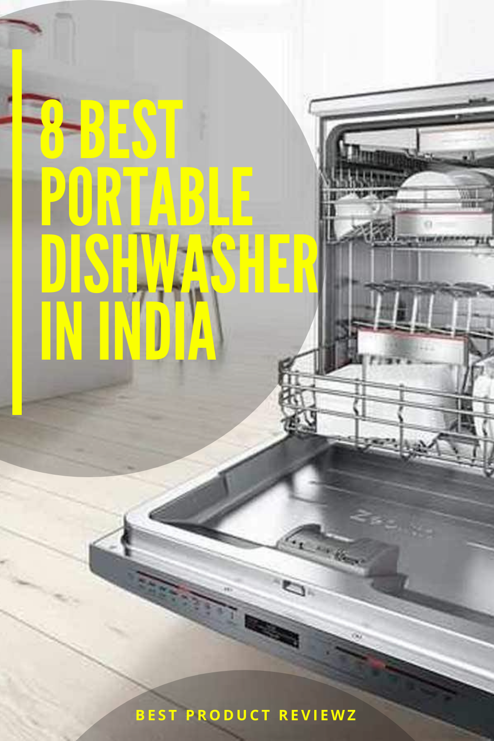 8 Best Portable Dishwasher In India With Buying Guide In 2020 Best Dishwasher Portable Dishwasher Dishwasher