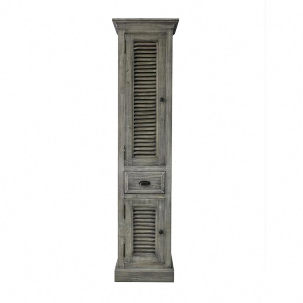 48 Inch Bathroom Vanity With Linen Tower
