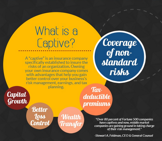 What Is A Captive What Is Captive Insurance Risk Management