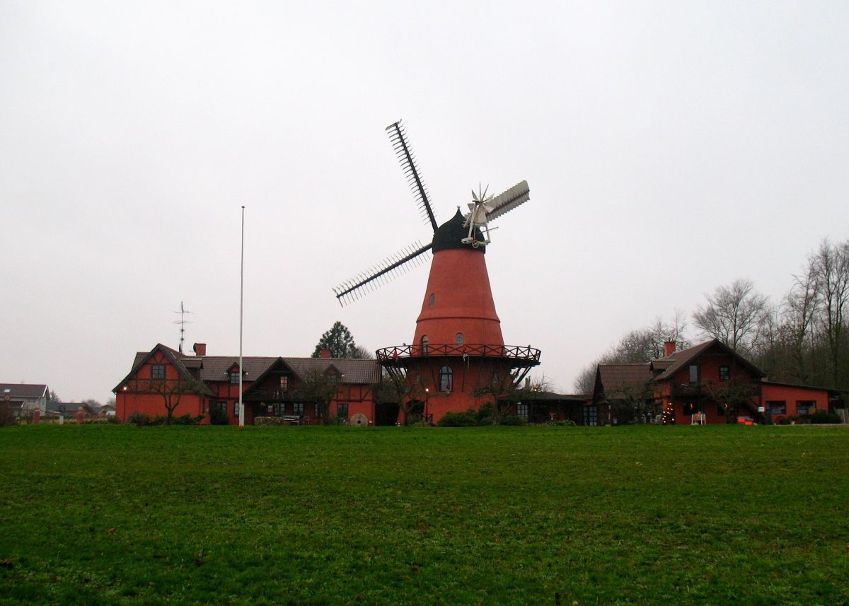Åstrup Mill.