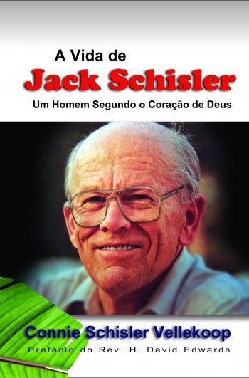 capa Jack Schisler - frente