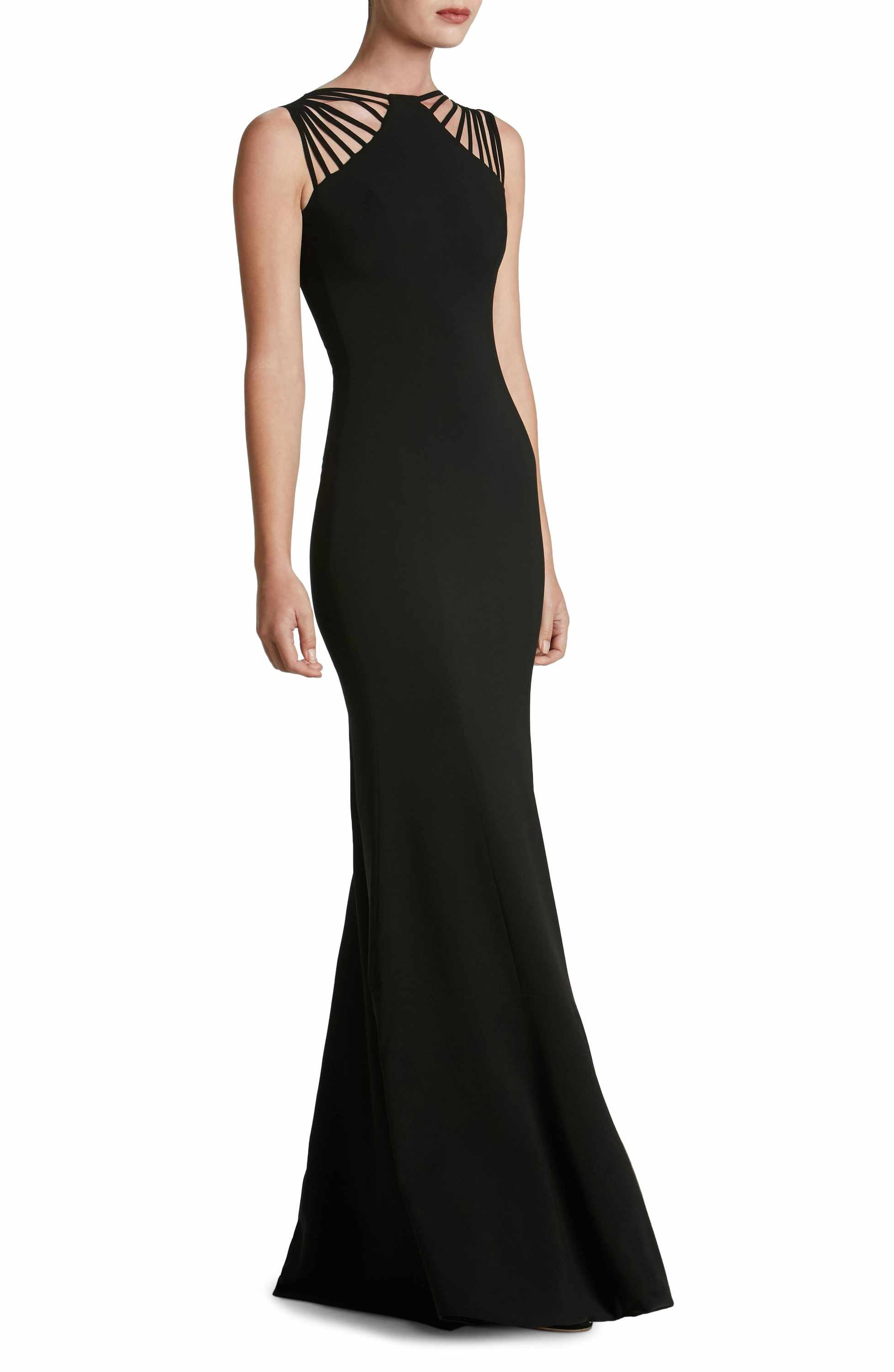 Harlow Crepe Gown | Crepes, Gowns and Nordstrom