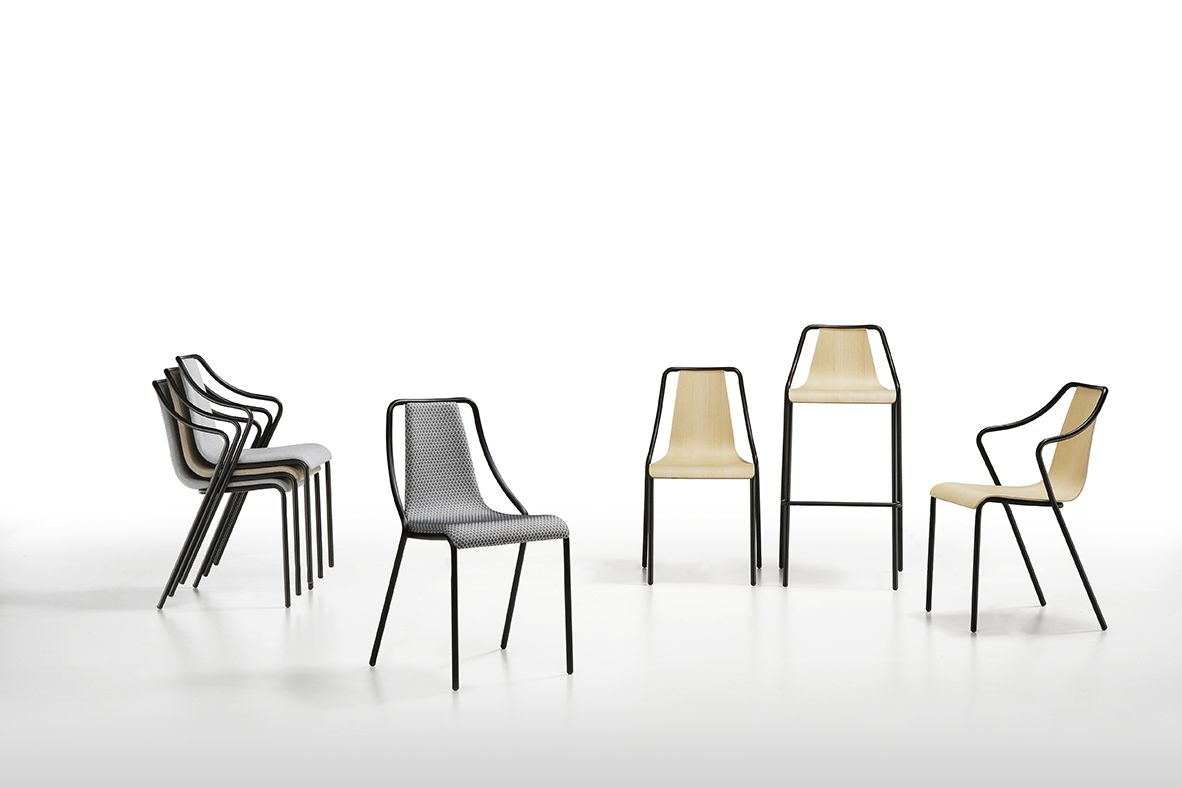 Midj Sedie ~ Ola collection by midj in italy presented salone del mobile