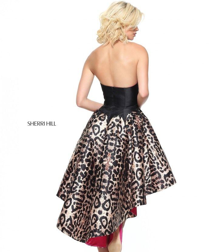 s51068 - SHERRI HILL · Stylish DressesSherri HillShort Dresses