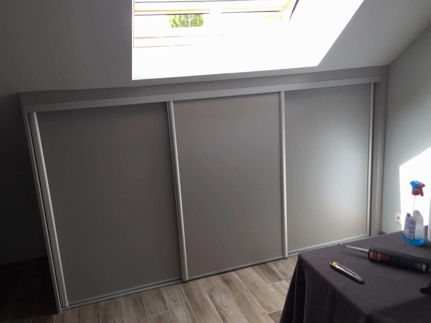 Awesome Installer Placard Sous Pente Kitchen Design Home Room Divider