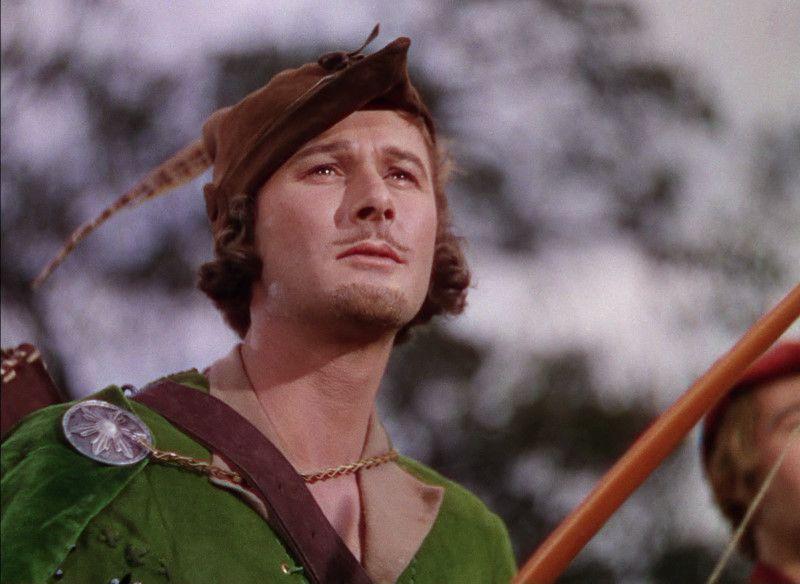 Errol Flynn my favorite actor!!