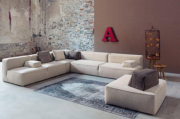 Terrific Cuddle Into This 20 Comfortable Floor Level Sofas Sofa Machost Co Dining Chair Design Ideas Machostcouk