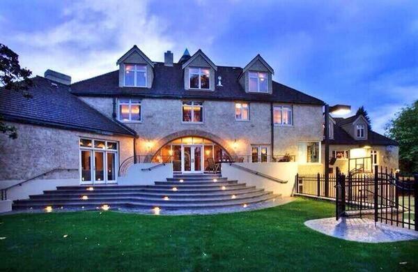 Beautiful mansion