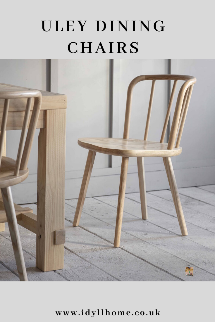 Ulley Dining Chairs in 2020 Dining chairs, Chair